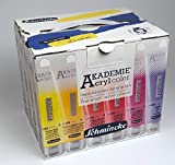 Schmincke Akademie Acryl Color Set VALUE PACK Acrylfarben 20 x 120ml Tuben