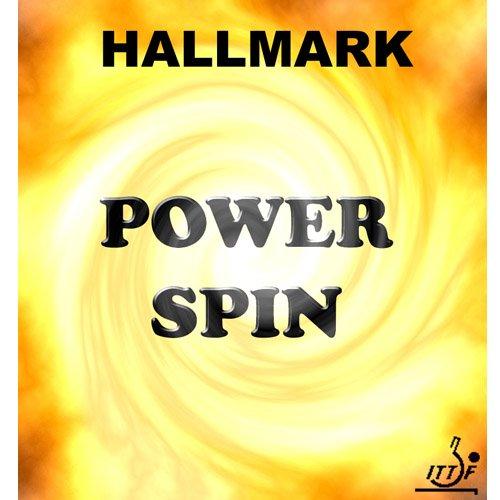 Puissance caoutchouc Hallmark Spin