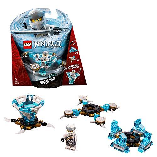 LEGO NINJAGO 70661 - Spinjitzu Zane - Ninja-lego Spielzeug