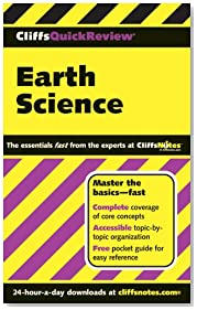 Earth Science (Cliffs Quick Review)
