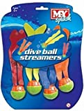 My Splash M.Y Dive Balls With Streamers
