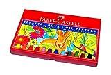 RCECHO® Faber Castell Spielen & Lernen Pastelle Ölsechskant75 mm 12 125012 PB508 174; Vollversion Apps Ausgabe