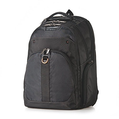 Everki Atlas Checkpoint Friendly 13-Inch to 17.3-Inch Laptop Backpack Adaptab...