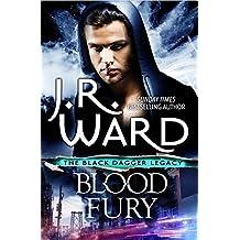 Blood Fury (Black Dagger Legacy) (English Edition)