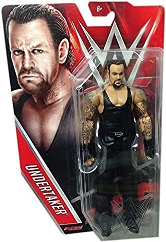 WWE THE UNDERTAKER SERIES 58 BASIC SUPERSTAR ACTION NEW MATTEL WRESTLING FIGURE by WWE