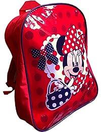 Minnie Mouse - Mochila infantil, 25 x 30 cm (Mercury 01DM1109)