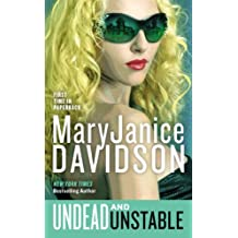 Undead and Unstable: A Queen Betsy Novel