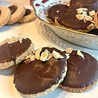 Tea Time - Haselnusscreme & Schokolade - Low Carb Kekse Box 20er