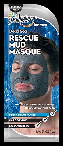 Montagne Jeunesse Masque Boue de la Mer Morte pour Homme