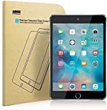 iPad mini 4 Screen Protector - Anker GlassGuard (Premium Crystal-Clear Tempered-Glass Screen Protector with LIFETIME WARRANTY) for Apple iPad mini 4 (Not compatible with iPad mini / 2 / 3)