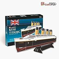 """CubicFun 3D Puzzle Mini """"Titanic"""""""