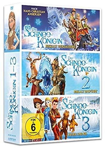 Die Schneekönigin 1-3 Box [3 DVDs]