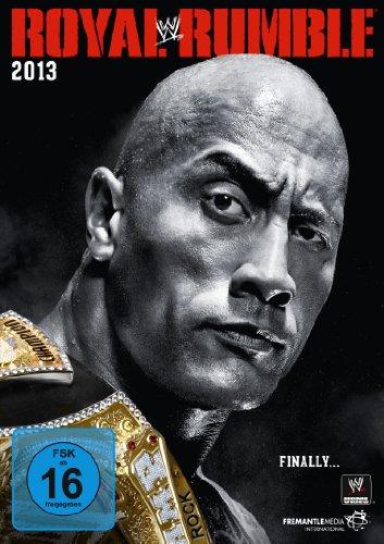 WWE - Royal Rumble 2013 (Wwe Wrestling Dvds)