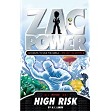 High Risk (Zac Power Missions)