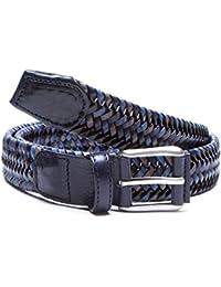 Cinturón trenzado multicolor B-TRENO-MULTICOLOR