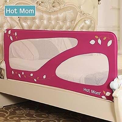 Hot Mom - barandillas de cama 150 cm para bebés