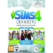 The Sims 4 Game & Stuff Pack 7: Vampiri, Stanza dei Bimbi, Divertimento in Cortile - PC