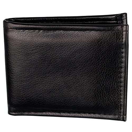 Mango People Black casual Wallet For Men  available at amazon for Rs.110