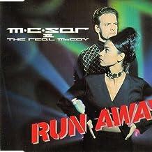 Real McCoy - Run Away - Hansa - 74321 21368 2 by M.C. Sar & The Real McCoy