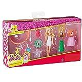 Barbie. Fashionista Horoscope con Accesorios y Anillo Muñecas...