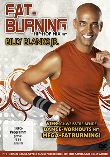 Fatburning Hip Hop Mix mit Billy Blanks Jr. (Mit Musik Dvd)