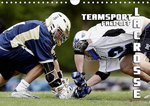 Teamsport Lacrosse - Face-off (Wandkalender 2020 DIN A4 quer): Packende Spielszenen aus der Welt des Lacrosse (Monatskalender, 14 Seiten ) (CALVENDO Sport) (Crosse La Postkarte)
