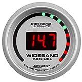 Auto Meter 4379 2-1/16 U/L Wide Band Street Air/Fuel Gauge