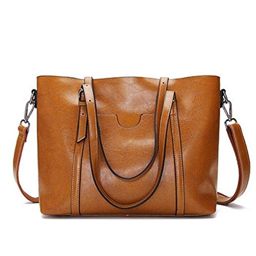 Borse Moda Donna Borse Shopping Moda Borsa Di Cera Royalblue