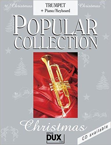 Popular Collection Christmas: Trompete und Klavier
