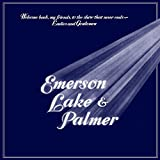 Lake & Palmer Emerson: Welcome Back My Friends to the Show That Never End (Audio CD)