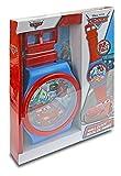 Disney Cars Lightning McQueen Wanduhr Jumbo Armbanduhr Kinderzimmer 92cm