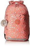 Kipling Class Room Cartable, 43 cm, 28 liters, Multicolore (Hearty Pink Met)
