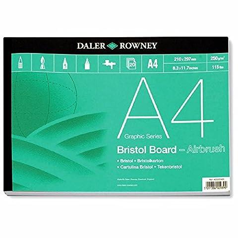 Bristol Board A4