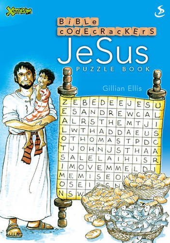 Jesus (Bible Code Crackers) by Gillian Ellis (7-Jul-2006) Paperback