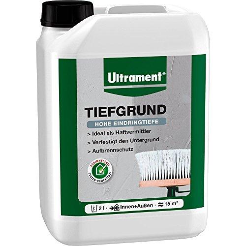 Ultrament Vermindert die Saugfähigkeit