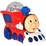 Musical Engine Train Toy For Kids With 4D Light & Sound, Train Set Toys For Kids.