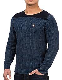 Carisma Herren Pullover Strickpullover Pulli Langarm Shirt