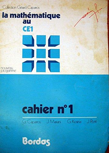La mathématique au CE1