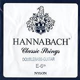Hannabach Cuerdas para Guitarra Cl?sica Special Modelo especial Mi6