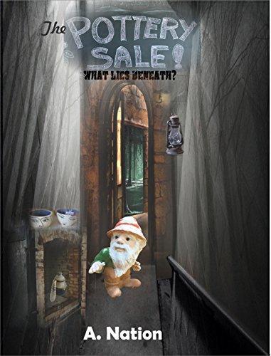 at Lies Beneath - A. Nation - Terror in a fantasy world (Urban Mystery Book 2) (English Edition) ()