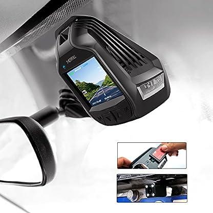 MERRILL-Dual-Dashcam-Videokamera-fr-Auto-FHD-1296P-170–Dash-Kamera-Recorder-WiFi-Download-berlegene-Nachtsicht-32GB-TF-Karte-G-Sensor-fr-Realzeitvideo-Anteil-berwachung-beim-Parken