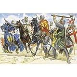 Italeri 510006009 - 1:72 Die Kreuzritter 11 Jahrhundert