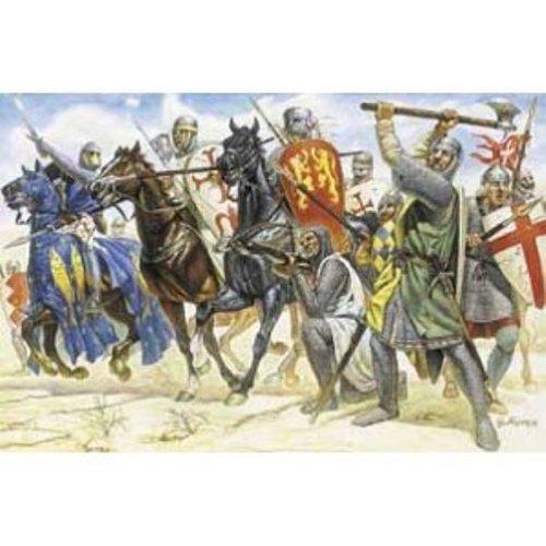 Preisvergleich Produktbild Italeri 510006009 - 1:72 Die Kreuzritter 11 Jahrhundert