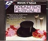 Operetten Festival 2 - Musik & Gala (feat. Rene Kollo, Fritz Wunderlich, Heinz Hoppe a.m.m.)