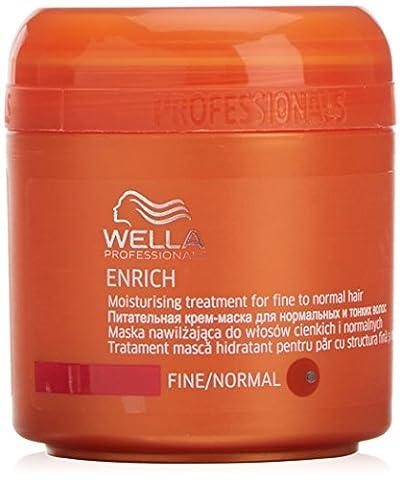 Wella Enrich Moisturising Treatment Mask 150ml fine/normal