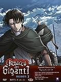 Locandina L'Attacco Dei Giganti-Seas.03 Box #02 (Ep.13-22) (Ltd. Edit.)