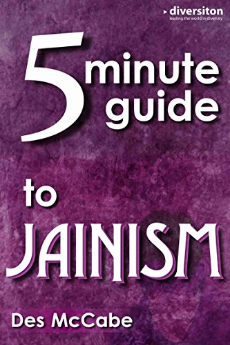 The 5 Minute Guide to Jainism: - what you really need to know (Diversiton's Pocket Guides to World Faiths Book 8) (English Edition) por Des McCabe