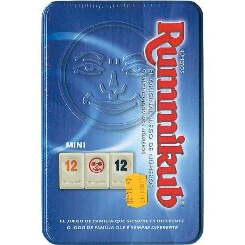 Preisvergleich Produktbild Piatnik Rummikub Mini Tin