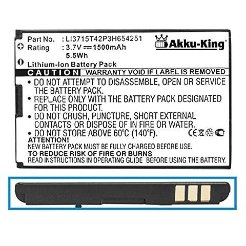 Akku-King Akku für VODAFONE 945, VF945, WebSession Mifi G3 R203,