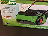 FLORABEST FLV 1200 B1 Elektro-Vertikutierer eng. Version